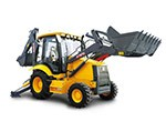 XCMG-backhoe-loader