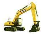 sany excavators