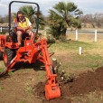 Kubota BX25D put through its paces