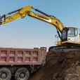 Liebherr R 922 for BRICS