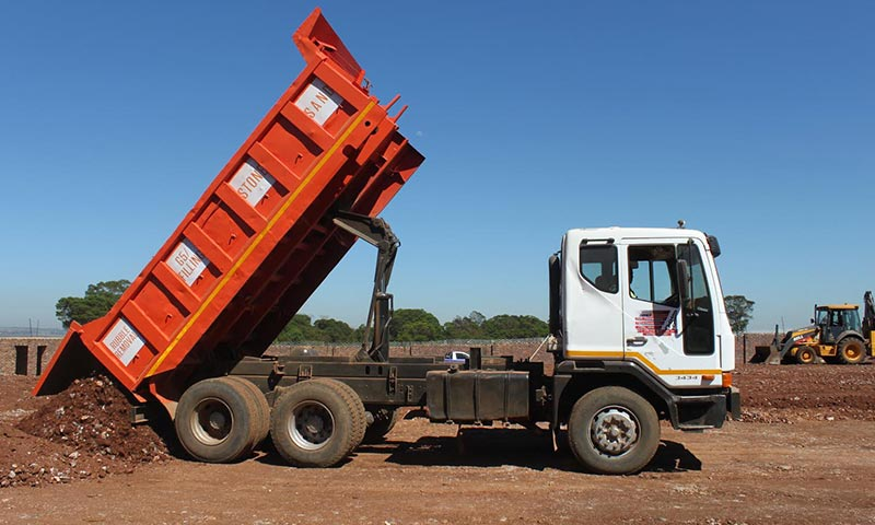 Versatility and cost reduction are the features making the crusher bucket solution famous with local contractors.
