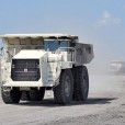 Terex Truck's TR100 monster machine