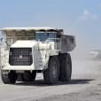 Terex Truck's TR100 monster machine