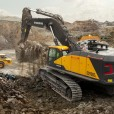Volvo Construction Equipment's EC950E for Africa