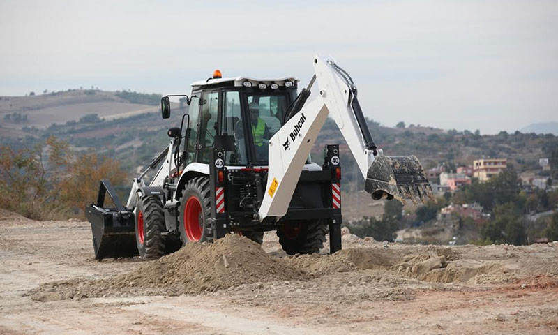 New Range Of Bobcat Backhoe Loaders For Africa Equipment
