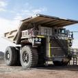 Liebherr's T 264 mining truck