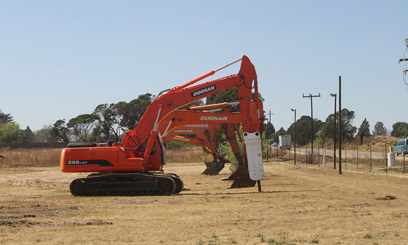Maximum Equipment is a South African-based plant hire business turned attachment and construction equipment dealer