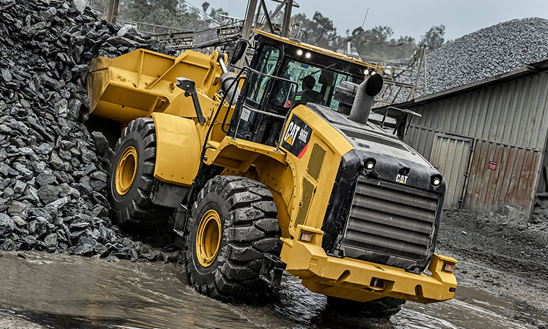 Caterpillar launches new L Series medium wheel loaders
