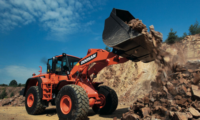 Doosan grows in South africa