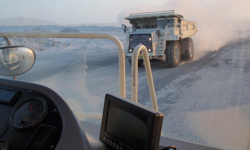 Terex Trucks has launched winter protection kits