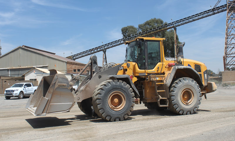 Volvo Construction Equipment Loads More African Gains With