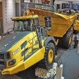 Bell Equipment Articulated Dump Truck