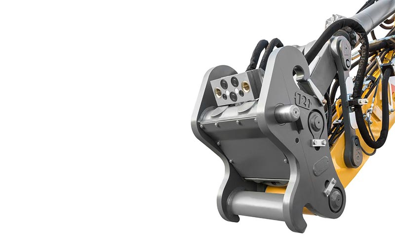 Liebherr adds second proximity sensor for safety