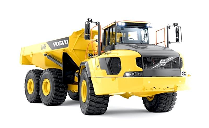Volvo Construction Equipment's Largest