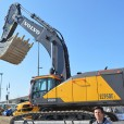 Trimble and Volvo partner