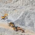 Afrimat's Marble Hall Mine