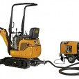 Caterpillar hydraulic excavators