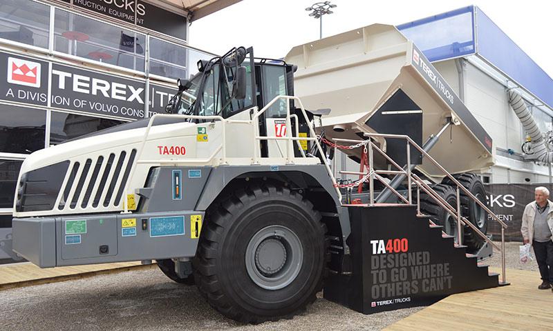 Terex Trucks Finds New Vigour Under The Volvo CE Banner