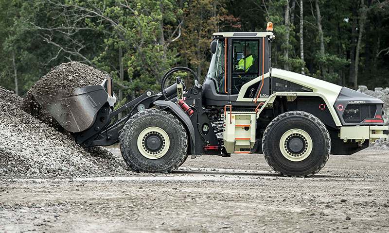 Volvo CE Proves That The Future Is Electric