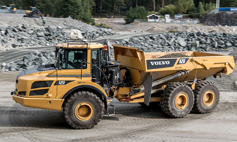 Volvo CE Shows That The Future Lies In Autonomy